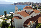 Albania: Sarande Coast Church