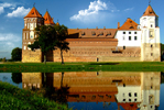 Belarus: Castle in Mir