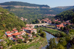 Bulgaria: Veliko Tarnovo on the Yantra River