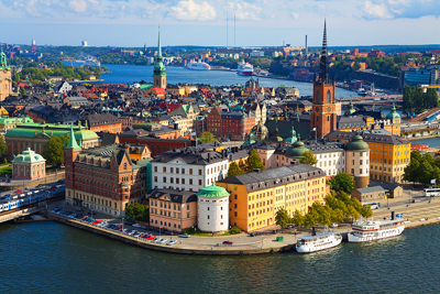 Sweden: City of Stockholm